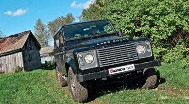 Land Rover Defender 90. От 1 387 000 руб.