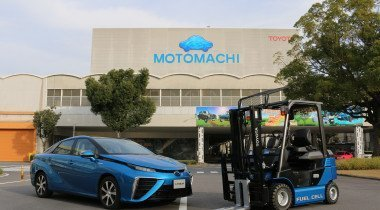 Тойота: по пути «водородного электричества»