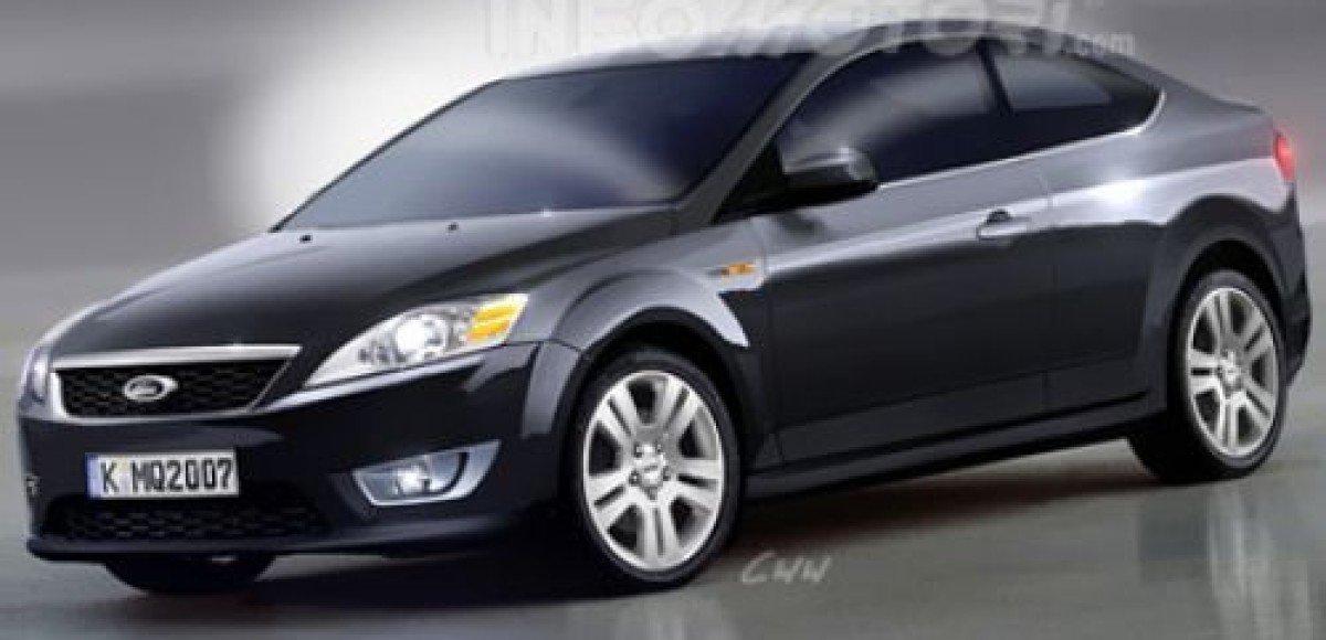 Купе Ford Focus. Навстречу новому поколению