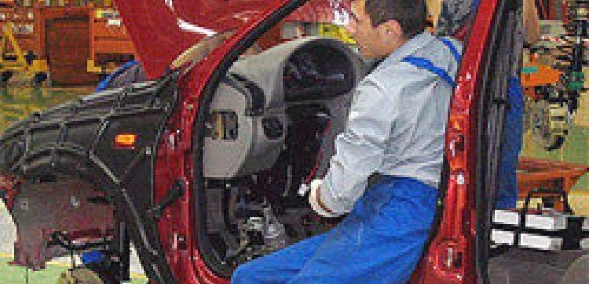 В сентябре российский автопром выпустил легковых автомобилей на 31,4% больше, чем в августе