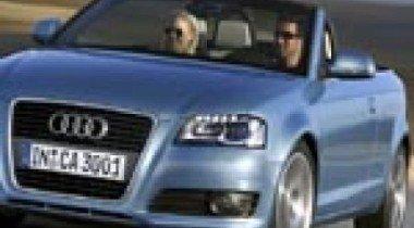 Audi представляет кабриолет A3 Cabriolet