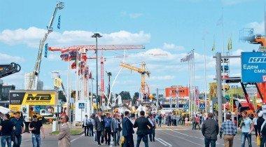Зазеркалье: выставка «Строительная Техника и Технологии»