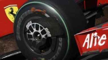 С 2010 конструкция колеса в Формуле-1 будет изменена