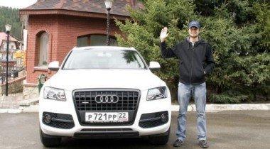 Чемпионы предпочитают Audi