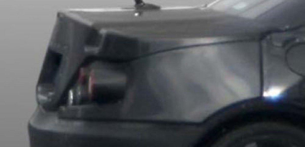 Mercedes-Benz SLK. Шпионские фото