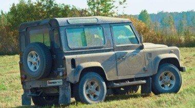 Land Rover выпустит юбилейный Defender