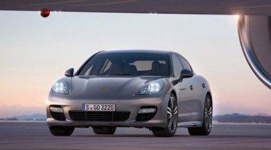 Porsche Panamera Turbo S получит 550-сильный двигатель
