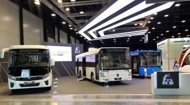 «Группа ГАЗ» представила перспективные автобусы на форуме SmartTRANSPORT 2019
