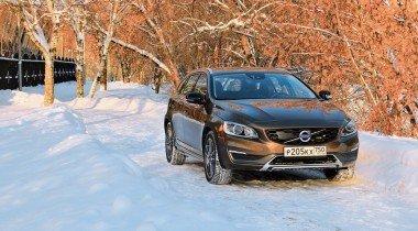 Volvo V60 Cross Country. Защита титула