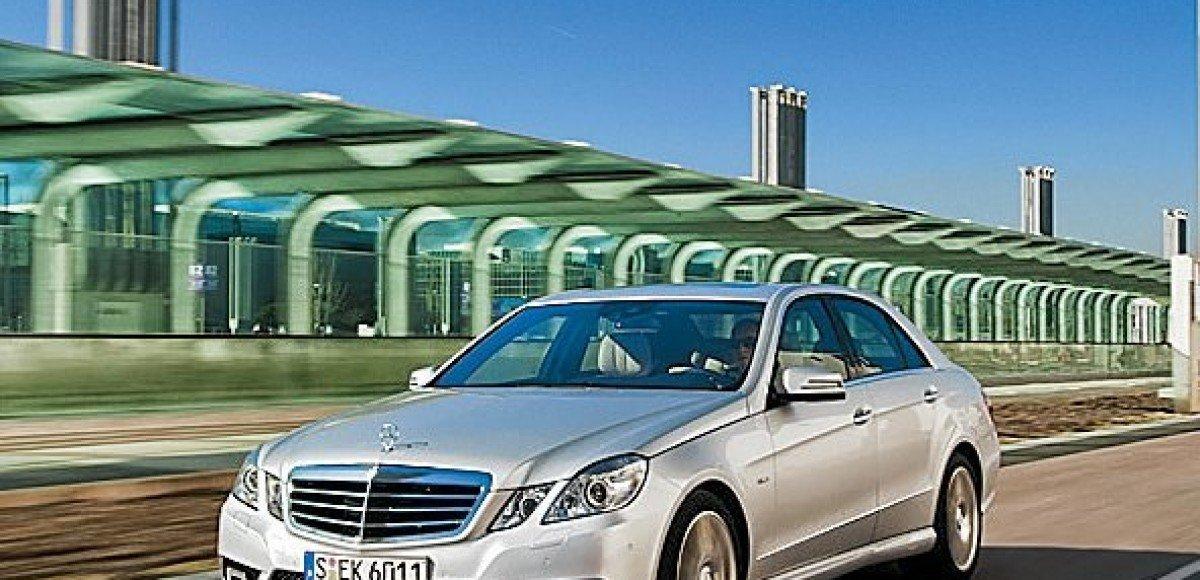Mercedes Benz E-class. Само совершенство!