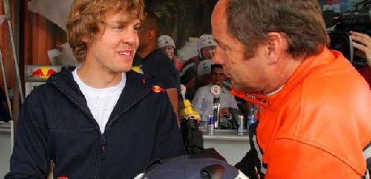 Бергер видит Феттеля чемпионом мира в 2010 году