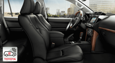 Готовь сани летом: Toyota LC Prado получил предпусковой подогреватель