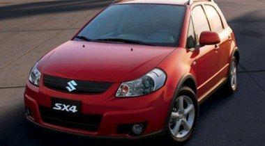 Suzuki SX4. Обзор автомобиля