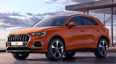 Названы цены нового Audi Q3 для России
