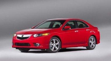 Acura сообщила о начале выпуска седана TSX Special Edition