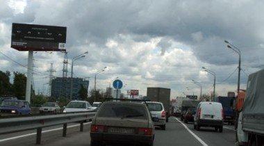 Реконструкция Ленинградского шоссе отложена на год