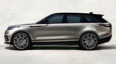 Range Rover Velar: цены и комплектации для России