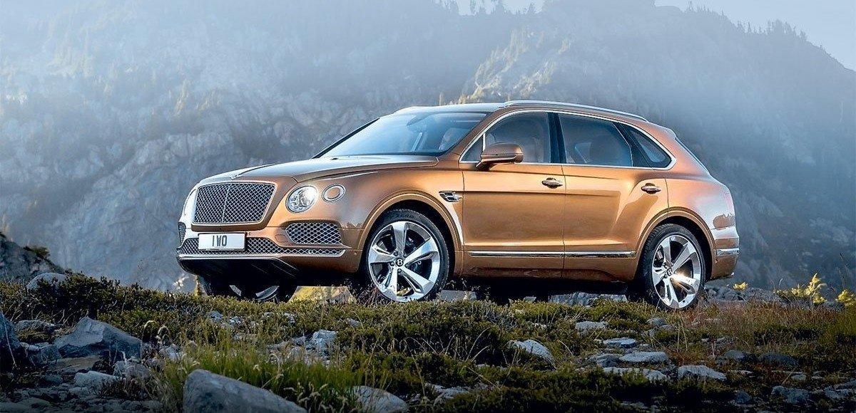 Bentley Bentayga. Вне конкуренции
