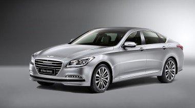 Новый Hyundai Genesis представлен на российском рынке