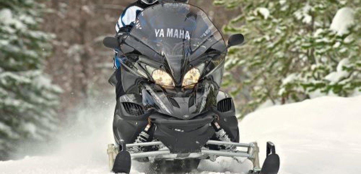 Yamaha RS Venture GT/TF. Рулим с удовольствием