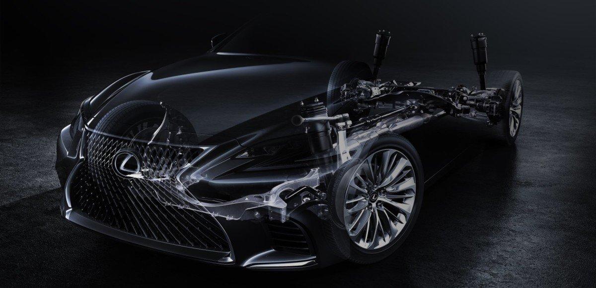 Новый Lexus LS: премьера в Детройте