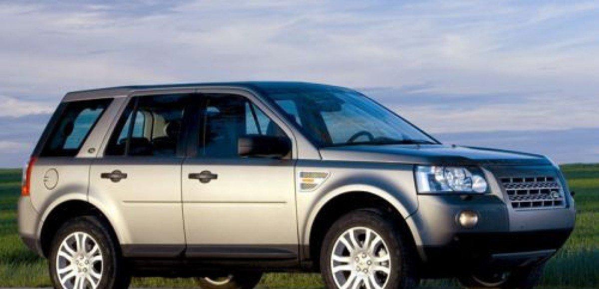Стотысячный Land Rover Freelander 2 отправляется в Сургут