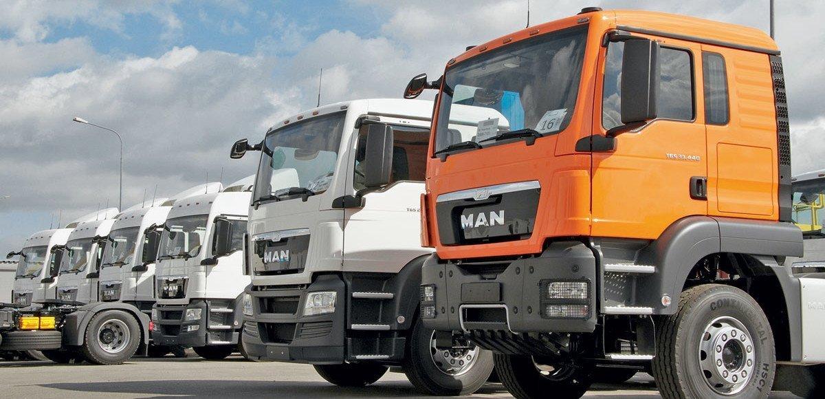 Новая Бавария: как собирают грузовики MAN в России