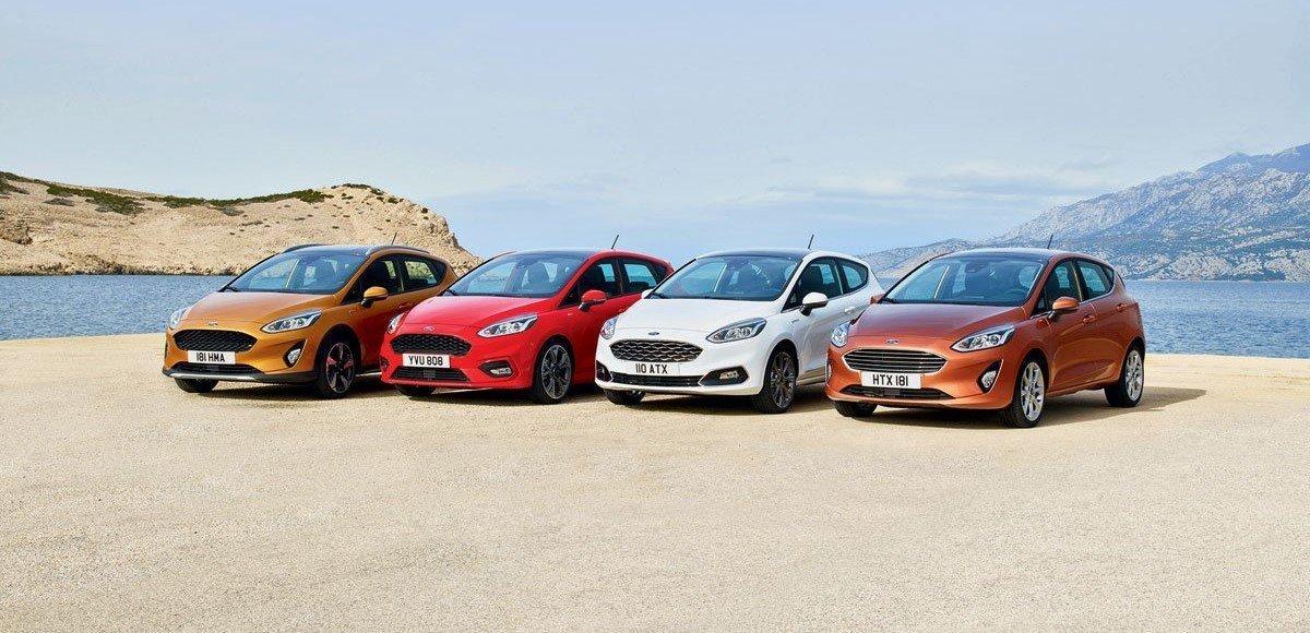 Ford Fiesta. Разнообразие