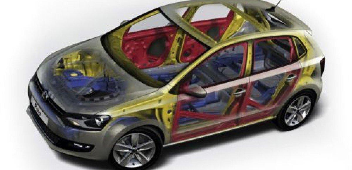 Volkswagen Polo признан самым безопасным автомобилем в малом классе