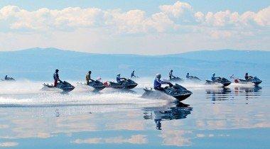 Yamaha Challenge — FX Cruiser SHO. Байкальский круиз