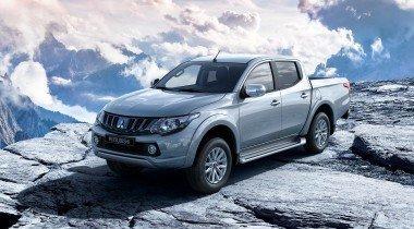 Обновленный Mitsubishi L200: старт продаж в России