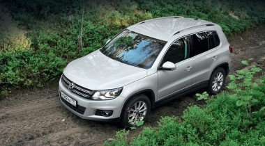 Volkswagen Tiguan. Стремление к идеалу
