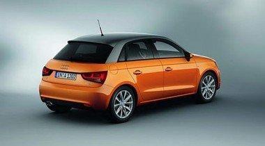 Audi A1 Sportback. Удлиненный и компактный
