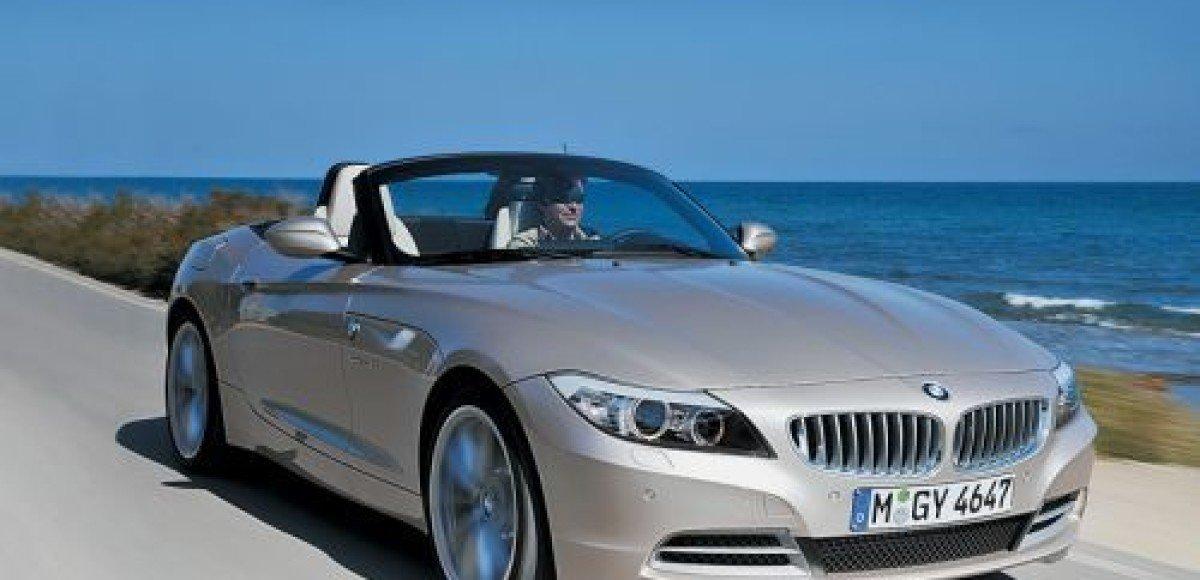9 мая стартовали продажи BMW Z4