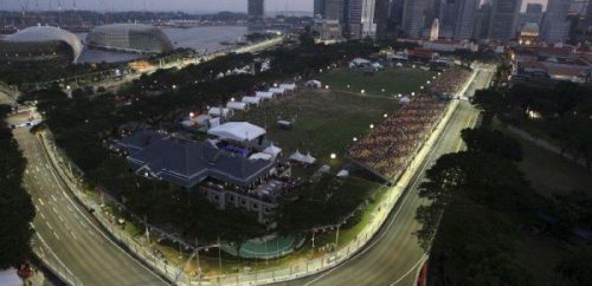 На Гран-При Сингапура может возникнуть непредвиденная проблема