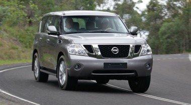 Nissan Patrol: обзор автомобиля