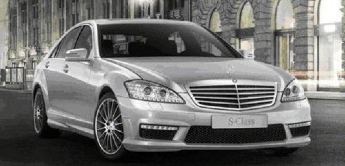 В Москве угнали Mercedes стоимостью 9 млн рублей