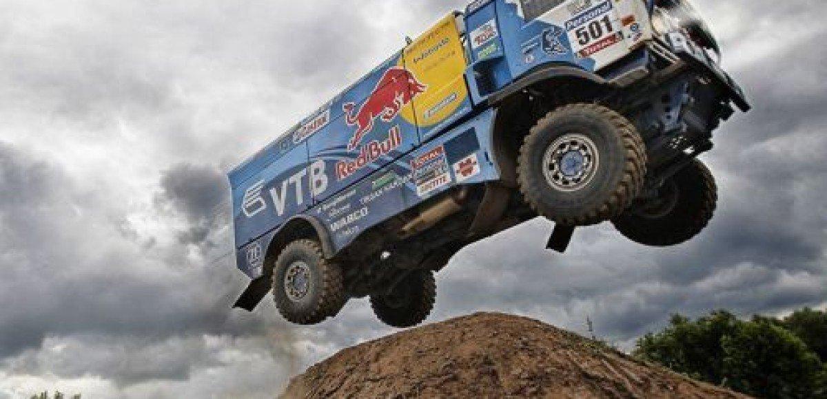 «Дакар-2011», восьмой этап. Наши — лучшие!