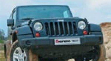 Jeep Wrangler Sport. Невозмутимый