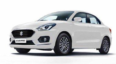 Suzuki Dzire: «убийца» Hyundai Solaris из Индии