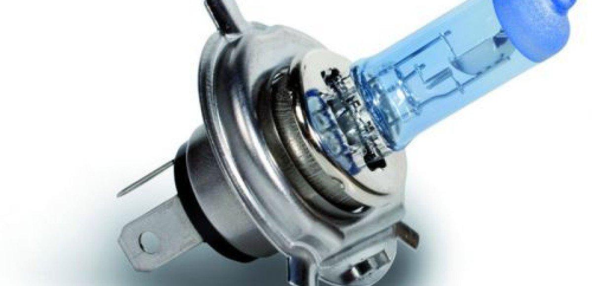 Галогенная лампа Philips BlueVision ultra. Неповторимый образ, яркий свет