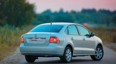 Volkswagen Polo седан вырос в цене