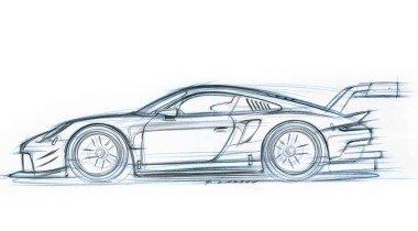 Porsche Panamera Executive и 911 RSR: мировая премьера