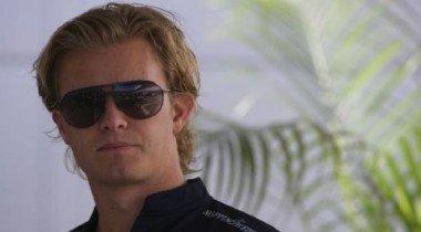 На второй практике Гран-При Испании в пятницу лучшим стал Нико Росберг!