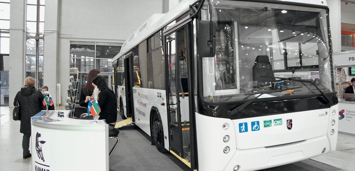 Современные автобусы: на чем будут возить россиян