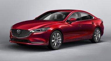 Mazda 6: внутри больше, чем снаружи