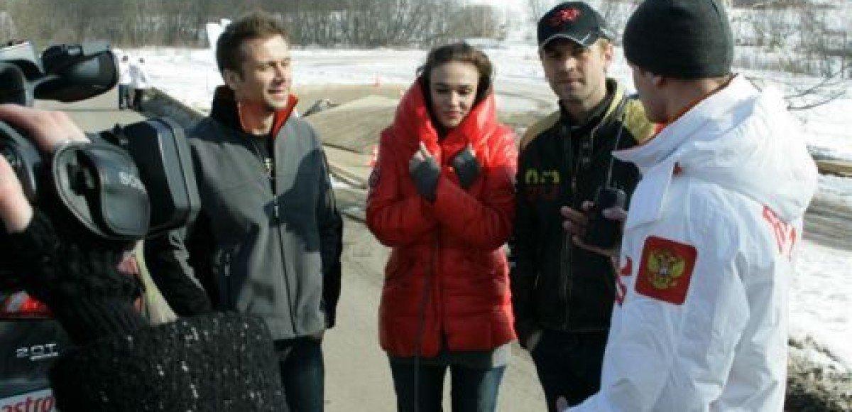 Алена Водонаева и дуэт Plazma «оттянулись» на Audi quattro camp в Яхроме