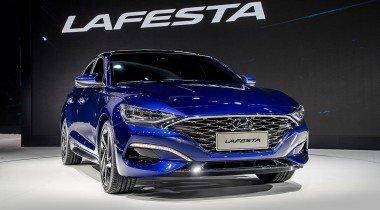 Hyundai LaFesta. Корейский фестиваль в Китае