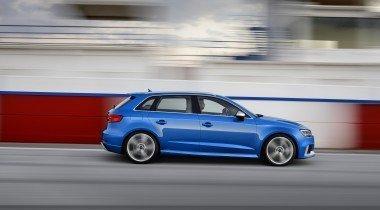 Новый Audi RS 3 Sportback: 4,1 секунды до «сотни»!