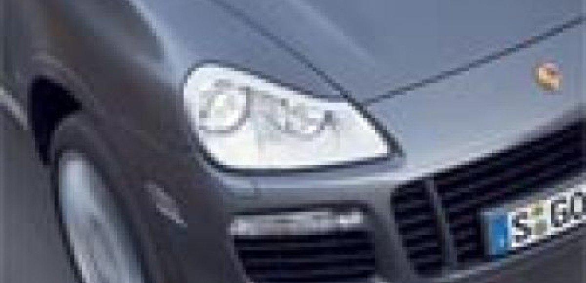 В России Porsche Cayenne воруют «пачками»